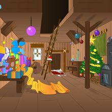 Santa's House