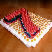 Candy Cake recipe