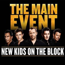New Kids on the Block - 2015 Tour
