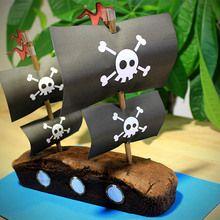 Pirate Cake recipe