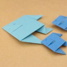 Origami fish 2