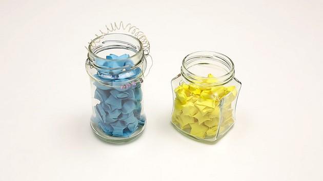 Jar of Stars craft for kids