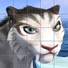 Kira, Ice Age 4 puzzle