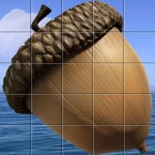 Scrat's Acorn puzzle