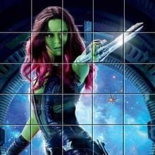 Gamora online puzzle