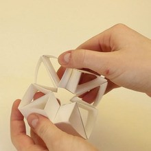 Paper Toy Triangles