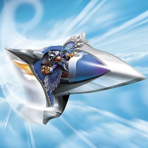 The new Skylanders Superchargers!