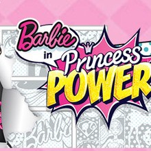 Barbie in Princess Power Coloring  Pages
