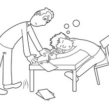 play - Student Coloring Pages