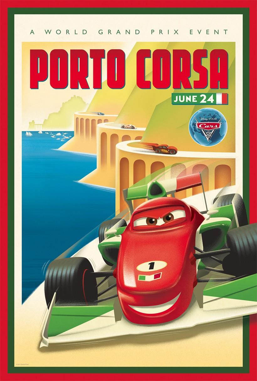 Cars coloring pages Francesco