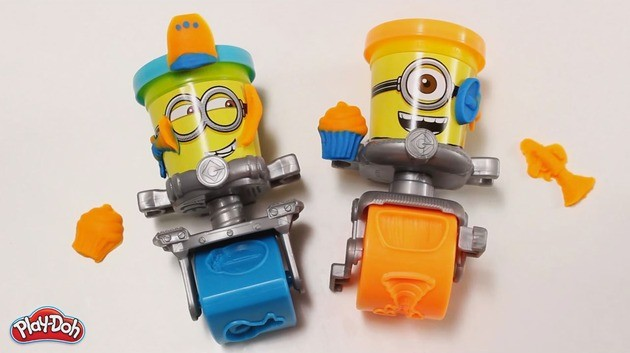 The Minions Race craft for kids