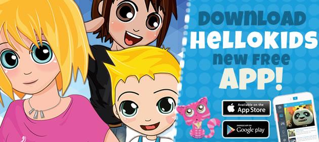 Hellokids New App