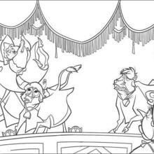Home on the Range coloring book pages - 54 free Disney ...