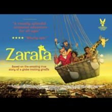 Zarafa film