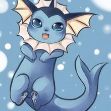 Vaporeon From Pokemon
