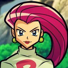 Jessie - Team Rocket