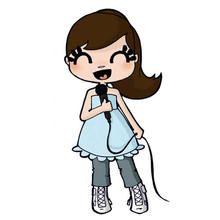 Jenny the singer artwok design