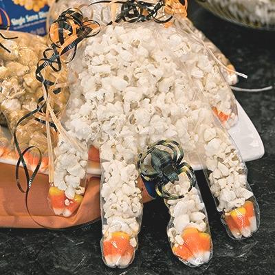 Halloween Monster Hands