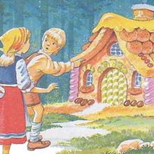 Hansel and Grethel folk tale