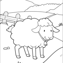 Farm Animal Coloring Pages 55 Free Farm Animals Coloring Pages Kids Farm Animals To Color Online And Learn More About Farm Animals Life