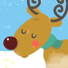 rudolph the red nosed reindeer song video - Minions Christmas Song
