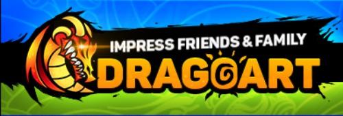 Dragoart banner