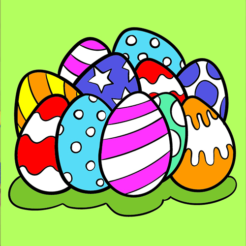 Coloring Pages - Free online coloring for kids on Hellokids.com