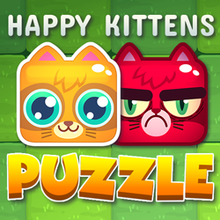 Happy Kitten Puzzle