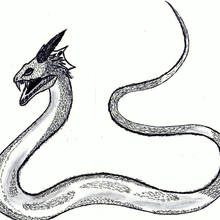 The Three Snake-Leaves folk tale