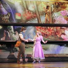 Rapunzel folk tale