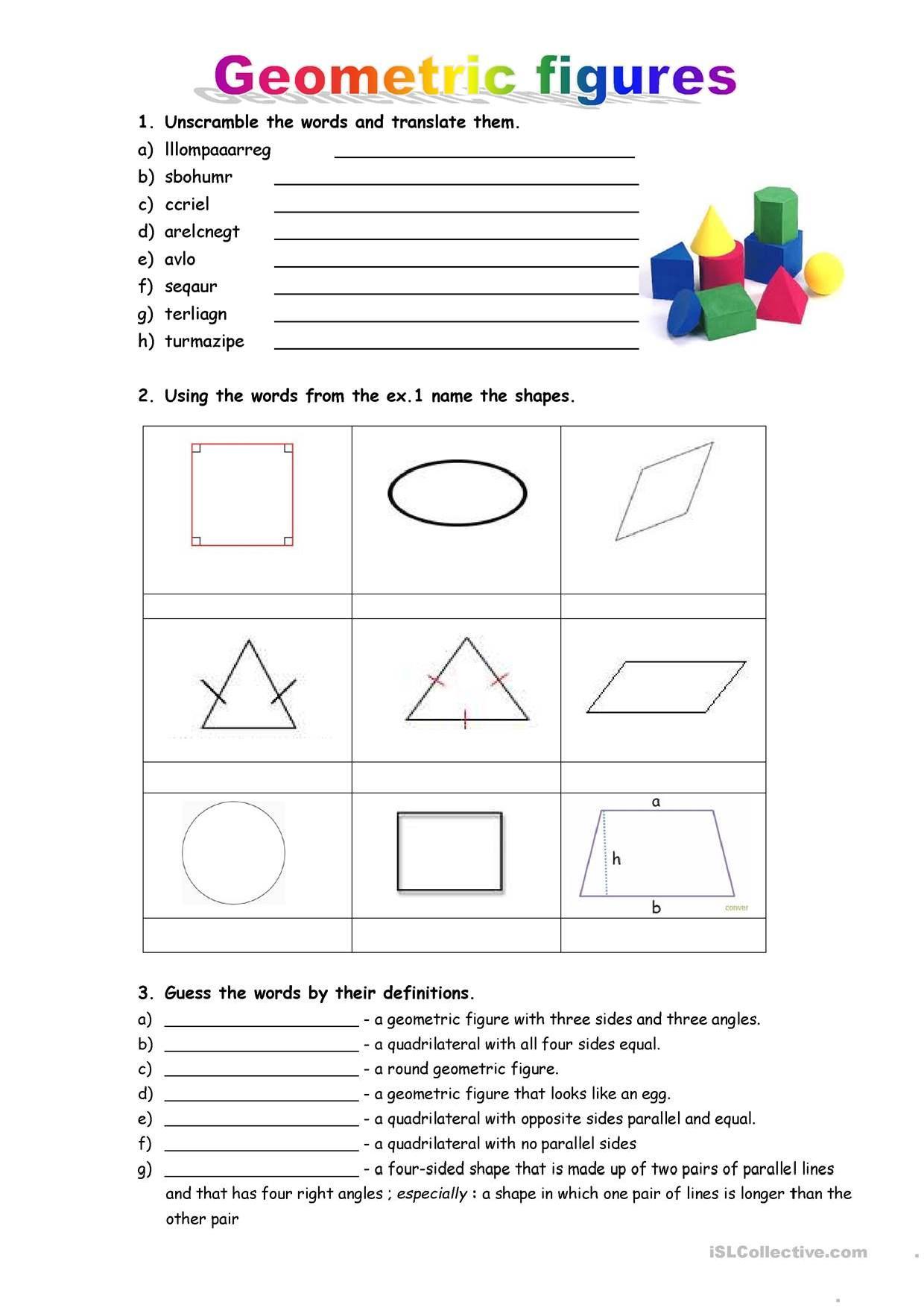 Geometrics Figures