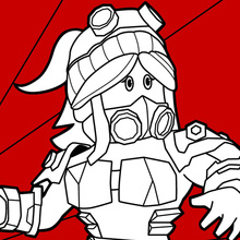 Video Games Coloring Pages Hellokids Com