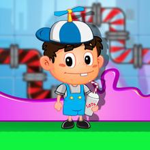 Plumber Soda online game