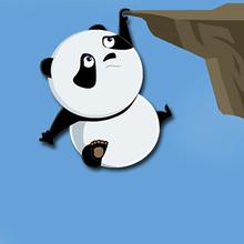 Rolling Panda online game