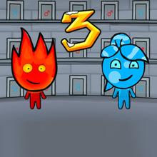 Fireboy & Watergirl: Ice Temple