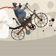 Biker Street online game