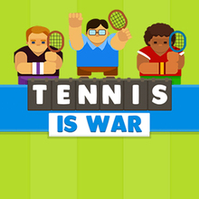 Tennis is War online game