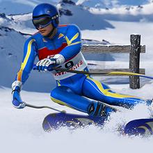 Downhill Ski online game