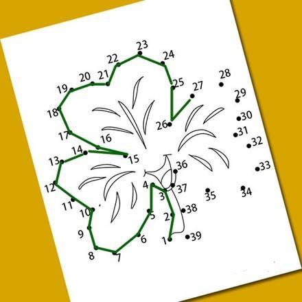 math worksheet : connect the dots games  196 free dot to dot printable worksheets  : Free Printable Dot To Dot Worksheets For Kindergarten