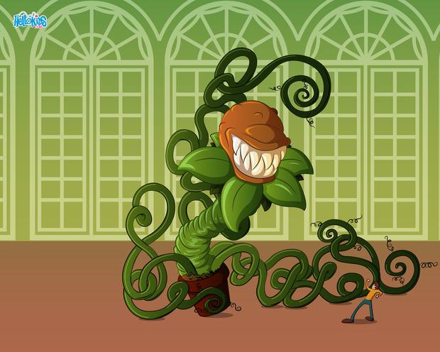Carnivorous Plant Monster