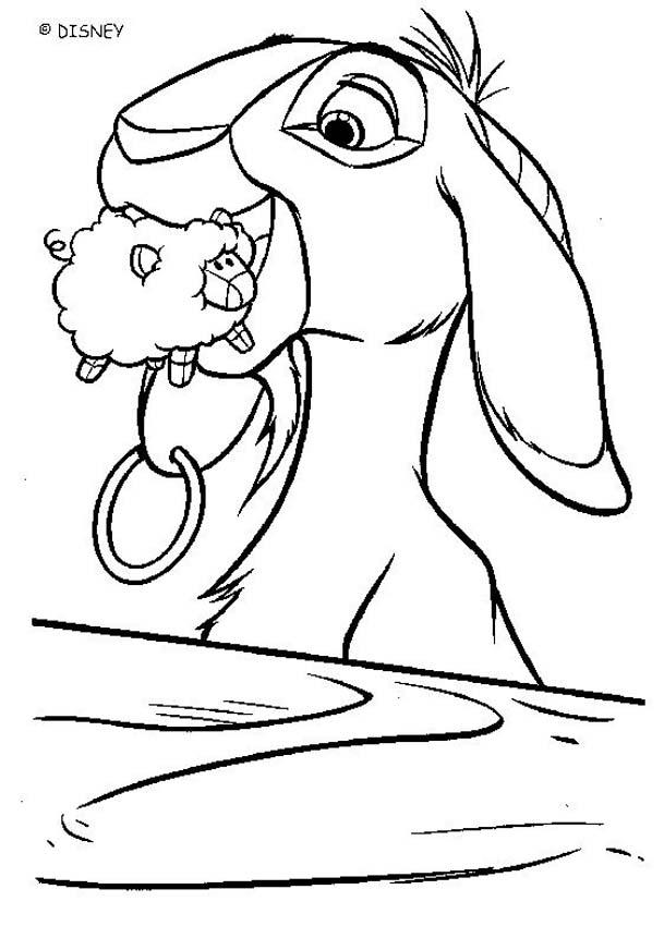 hunchback coloring pages - photo#29