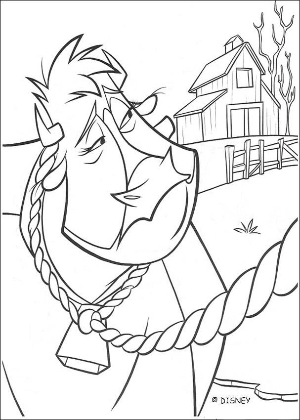 Maggie coloring pages - Hellokids.com