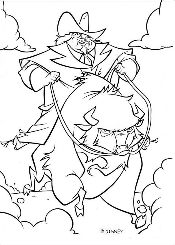 Alameda Slim coloring page