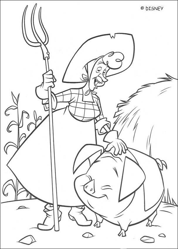 Pearl Gesner coloring page