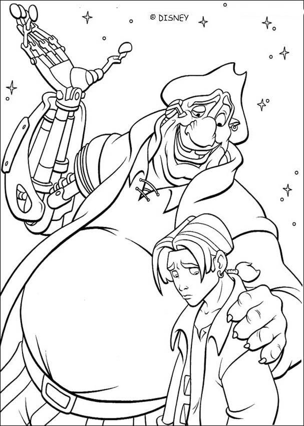 kid coloring pages of planet - photo#38