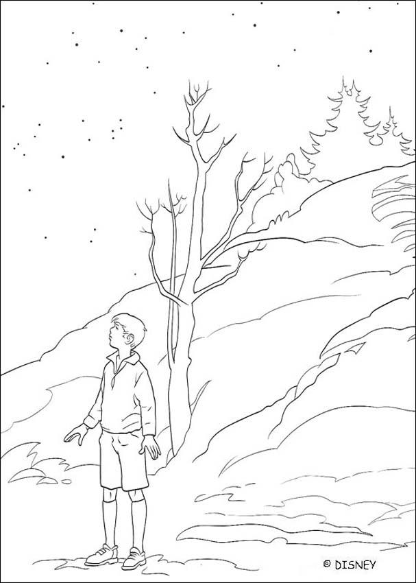 Peter in narnia coloring pages - Hellokids.com