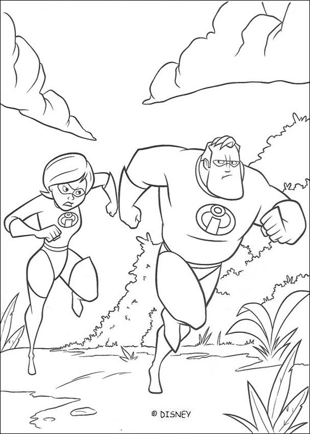 Incredible Learning Coloring Pages