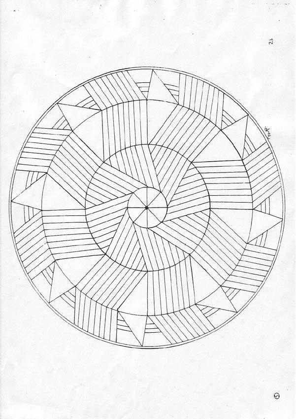 Mandalas for EXPERTS - Mandala 178