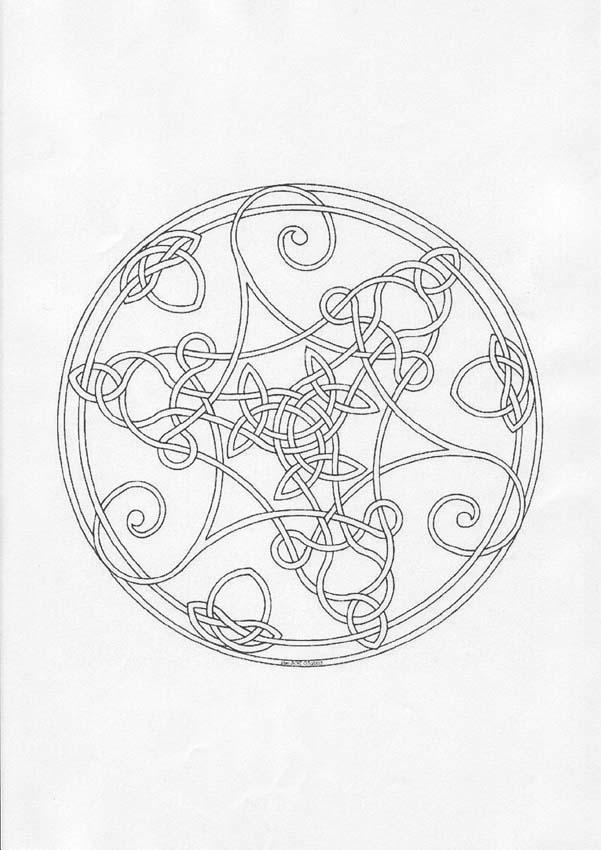 Mandala  EE worksheet