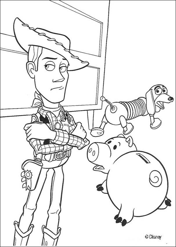 Toy Story 34 coloring page